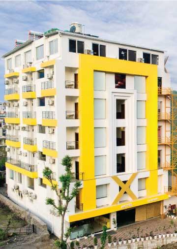 Hotel Area (Mobile)